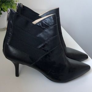 Adrienne Vittadini leather boots